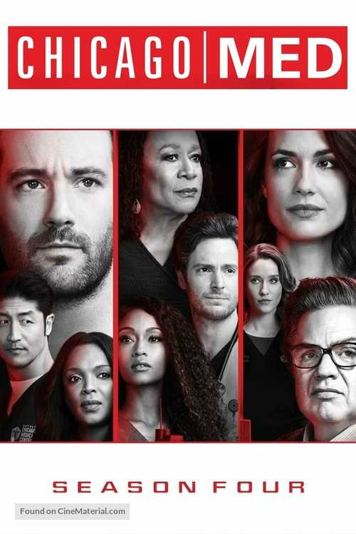 """Chicago Med"" - Movie Cover"