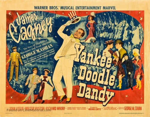 Yankee Doodle Dandy - Movie Poster