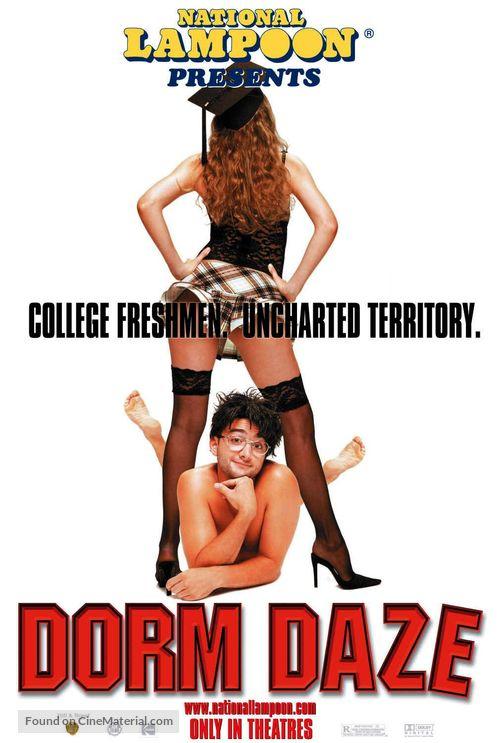 Dorm Daze - Movie Poster