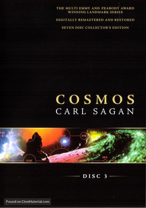 """Cosmos"" - DVD movie cover"
