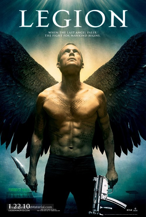 Legion - Movie Poster