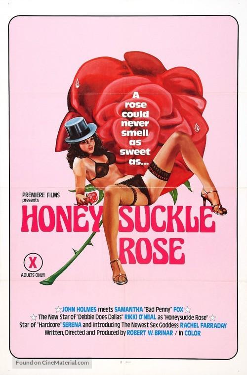 Honeysuckle Rose - Movie Poster