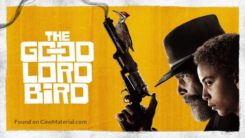 """""""The Good Lord Bird"""" - Movie Poster"""