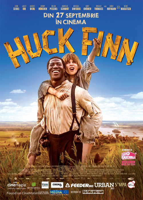 on the road with huck finn