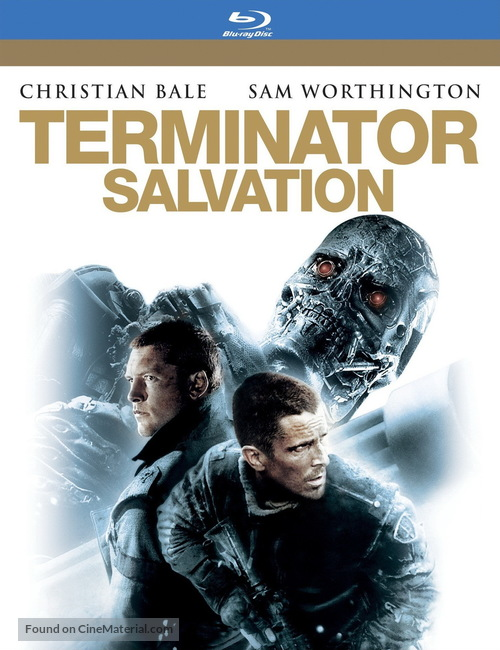 Terminator Salvation - French Movie Cover