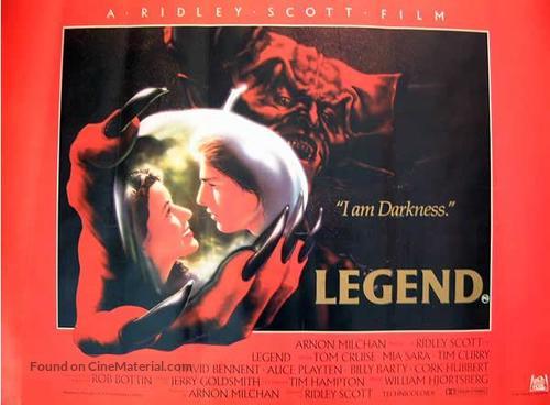 Legend - British Movie Poster