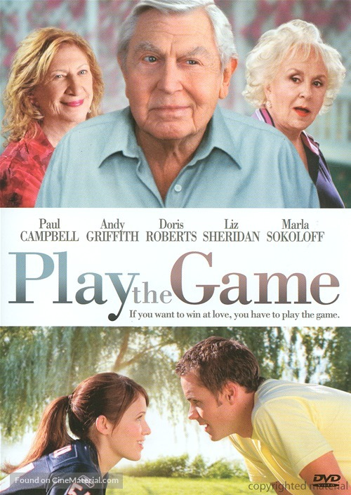 Play the Game - DVD cover