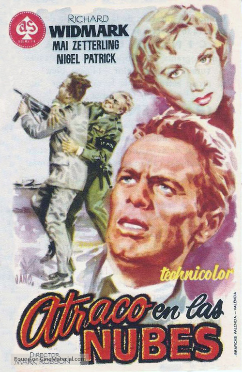A Prize of Gold - Spanish Movie Poster