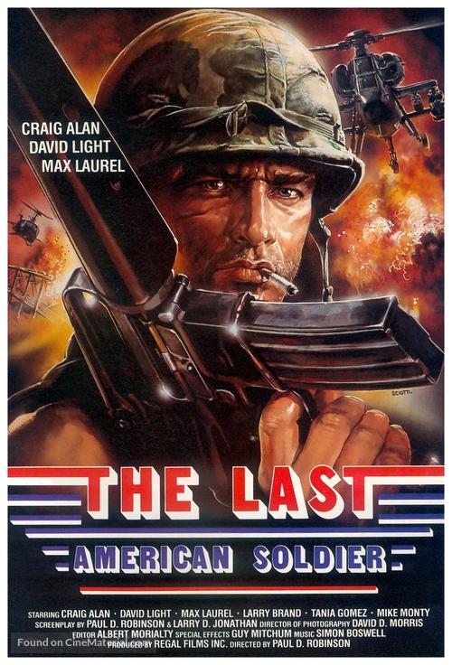 Commander - Italian Movie Poster