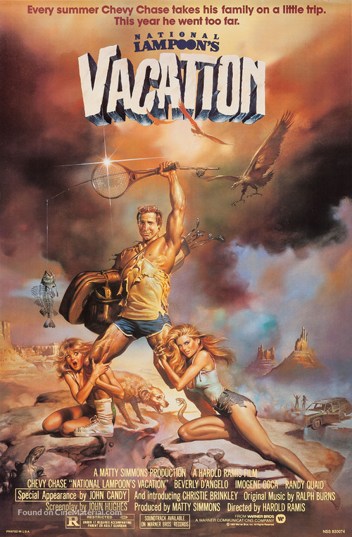 Vacation - Movie Poster