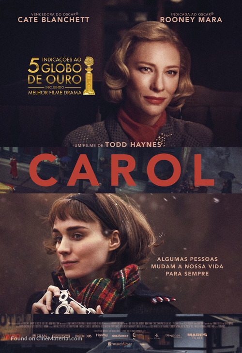 Image result for carol movie poster