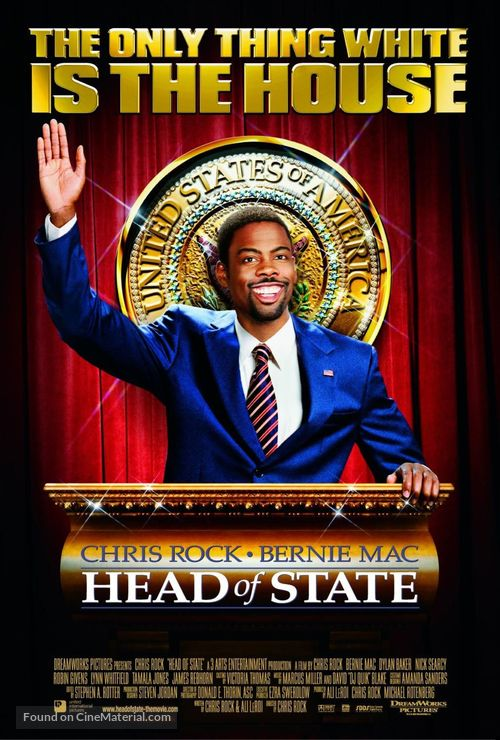 Head Of State - Movie Poster