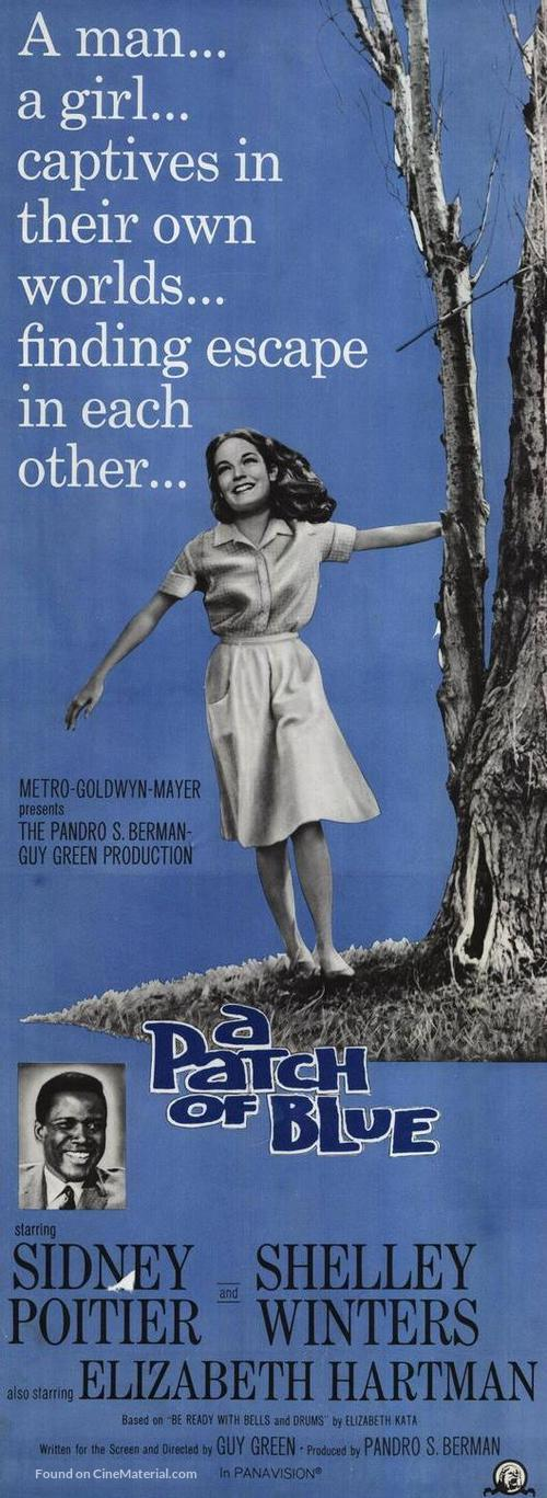 A Patch of Blue - Movie Poster