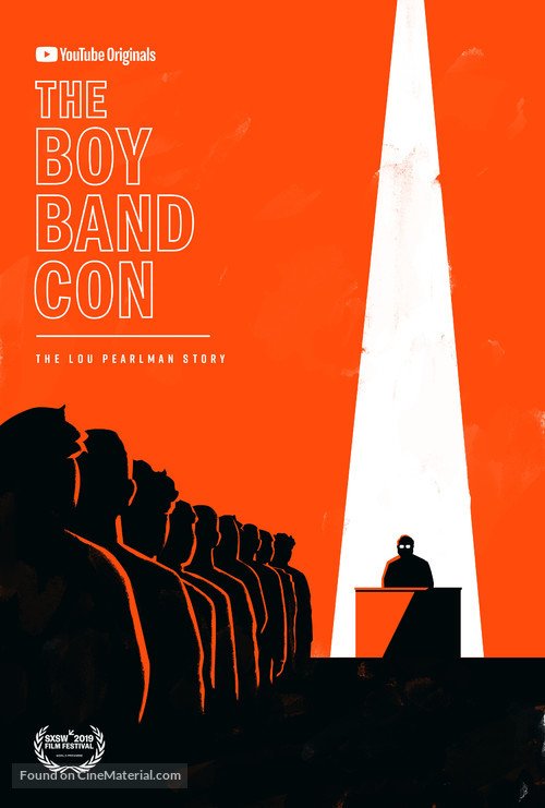 The Boy Band Con: The Lou Pearlman Story - Movie Poster