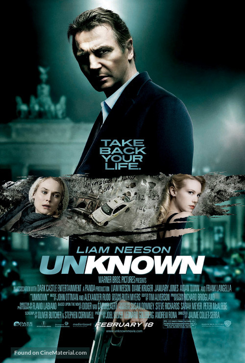 Unknown - Movie Poster