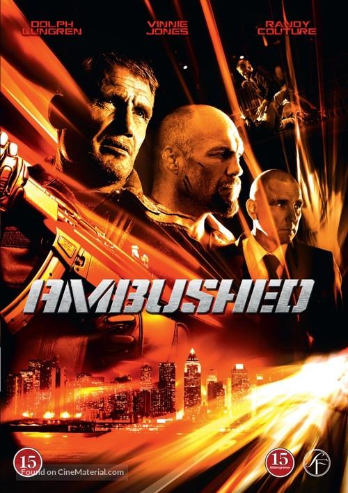 Ambushed - Danish DVD movie cover