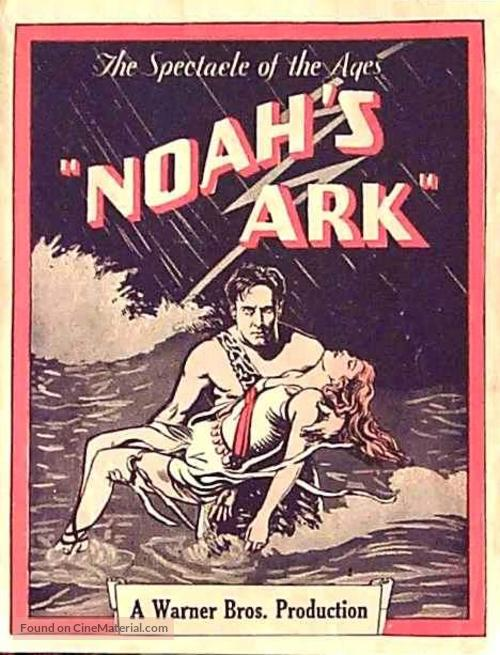 Noah's Ark - Movie Poster