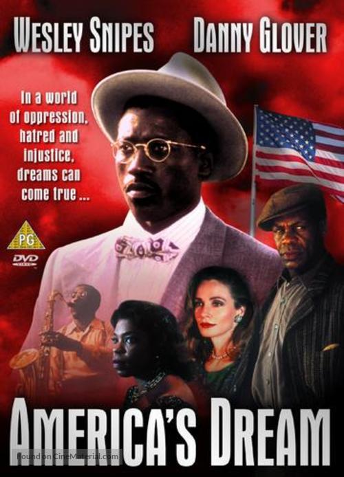 America's Dream - British DVD movie cover