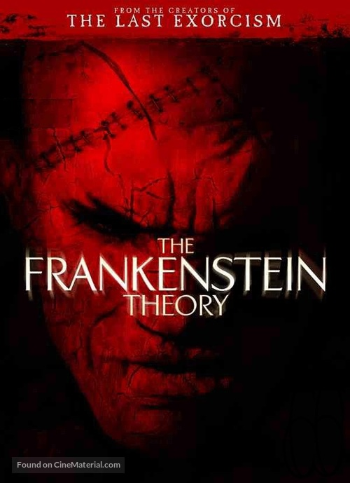 The Frankenstein Theory - DVD cover
