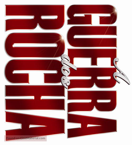 A Guerra dos Rocha - Brazilian Logo