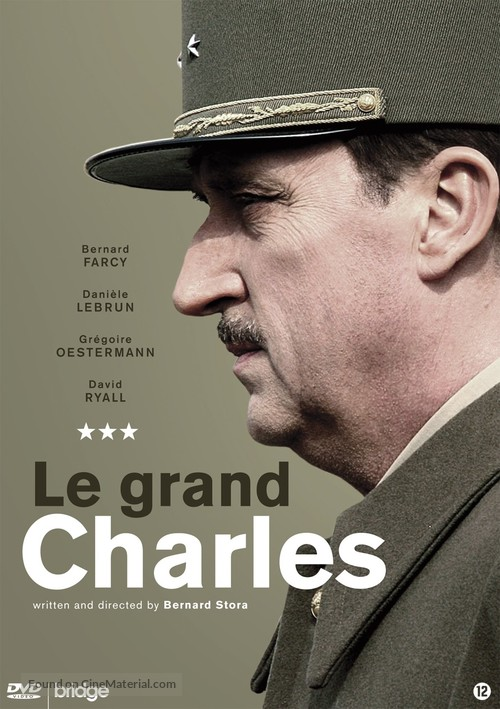 """Le grand Charles"" - Dutch DVD cover"