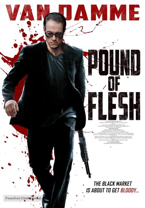 Pound of Flesh - Movie Poster