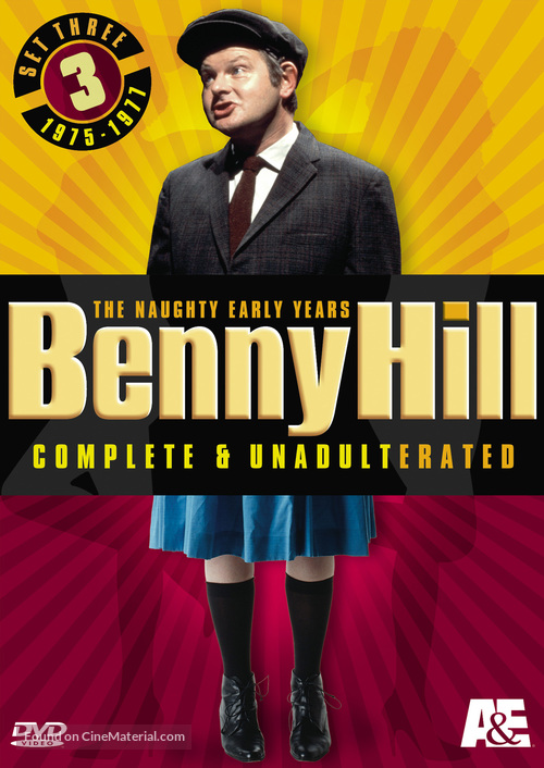 """Benny Hill"" - Movie Cover"