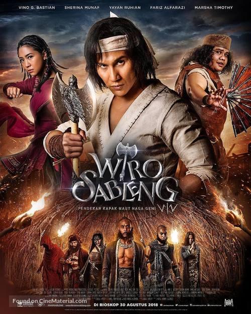 212 Warrior - Indonesian Movie Poster