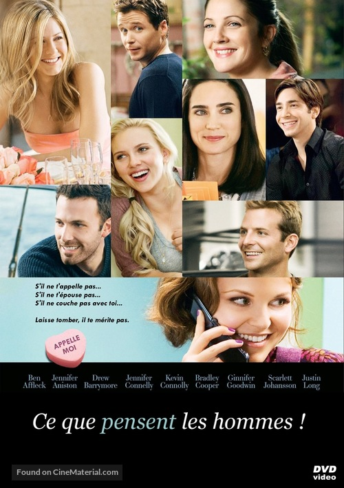 He's Just Not That Into You - French Movie Cover