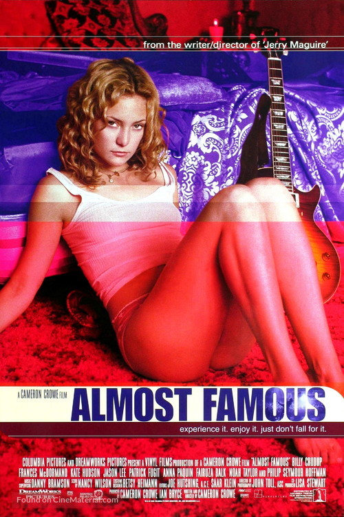 Almost Famous - Movie Poster