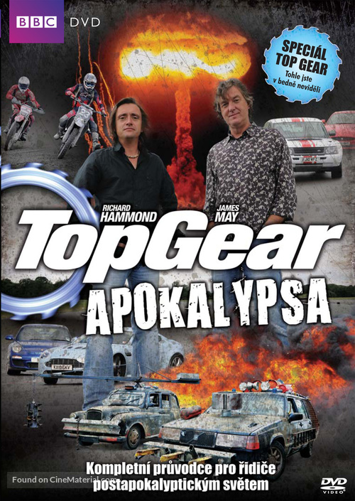 Top Gear Apocalypse - Czech Movie Poster