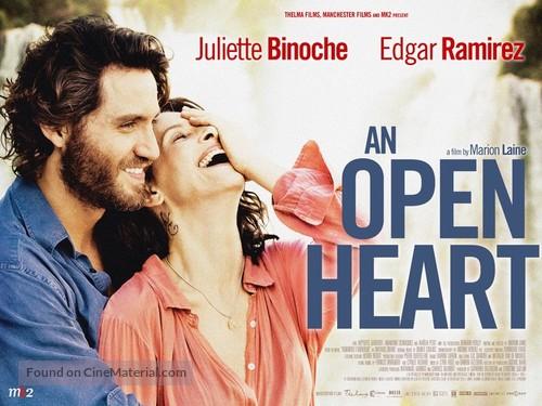À coeur ouvert - British Movie Poster