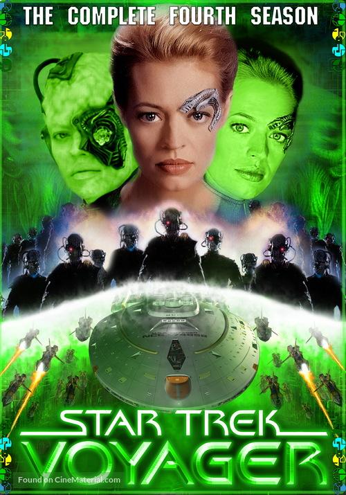 """Star Trek: Voyager"" - Movie Cover"