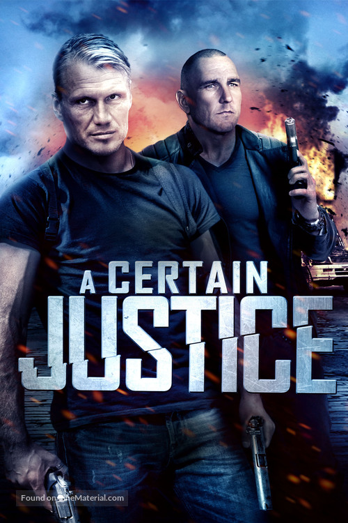 A Certain Justice - DVD movie cover