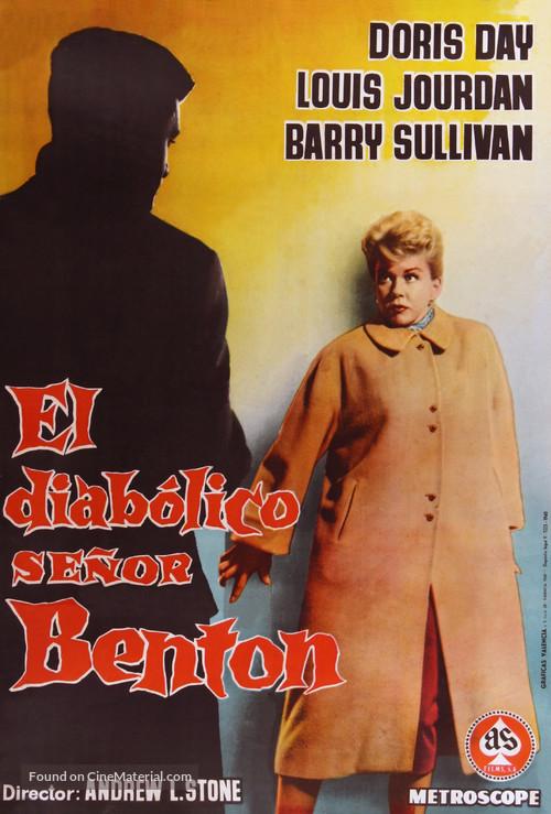 Julie - Spanish Movie Poster