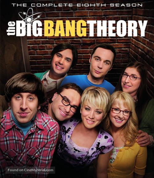 """The Big Bang Theory"" - Movie Cover"