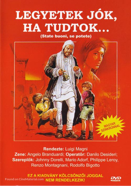State buoni... se potete - Hungarian Movie Cover