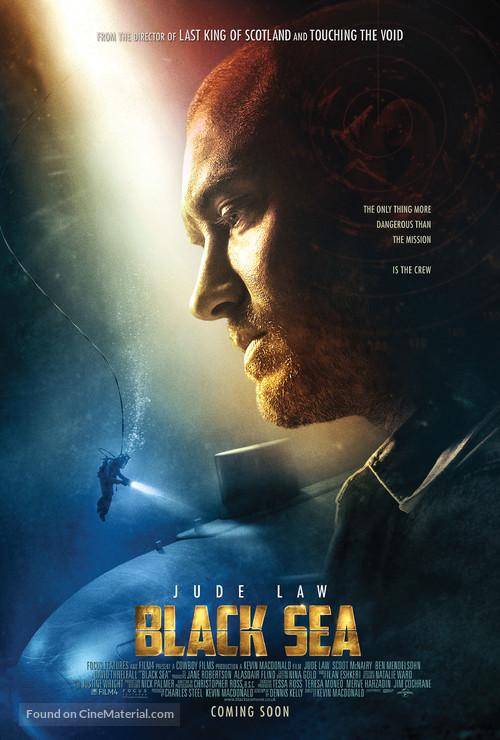 Black Sea - British Movie Poster