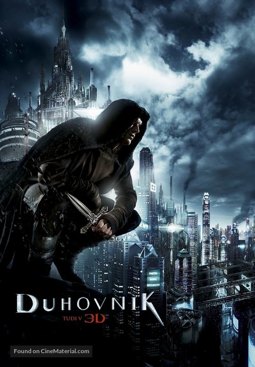 Priest - Slovenian Movie Poster