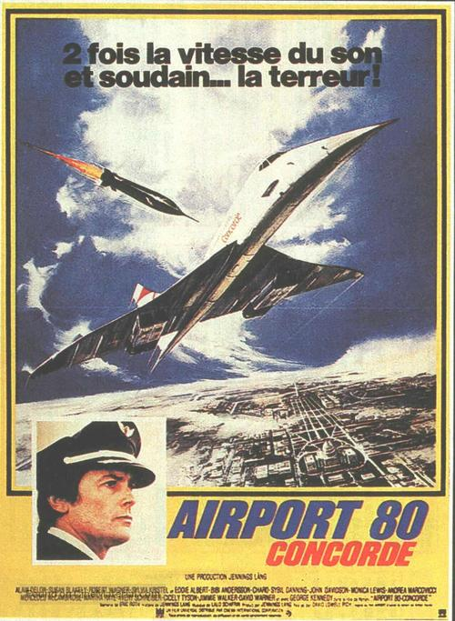 The Concorde: Airport '79 - French Movie Poster
