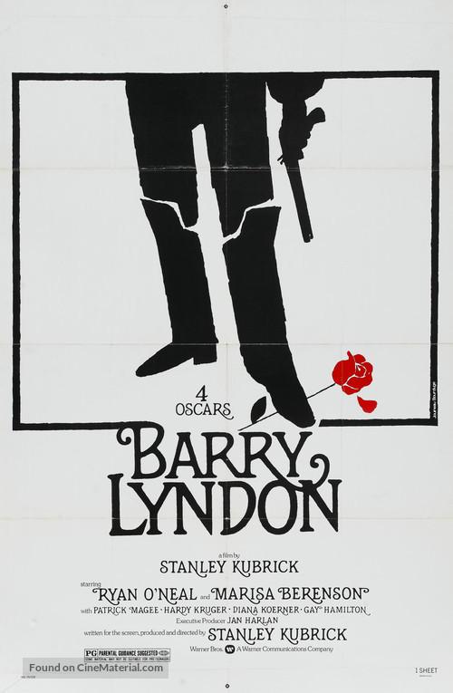 Barry Lyndon - Movie Poster