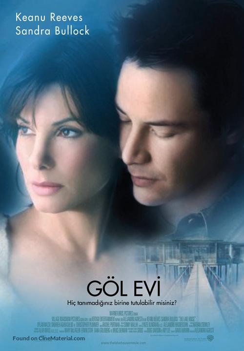 The Lake House - Turkish Movie Poster