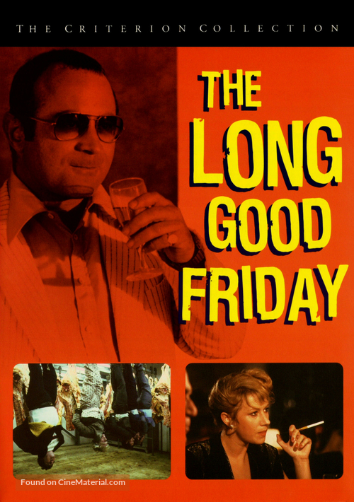 The Long Good Friday - DVD movie cover