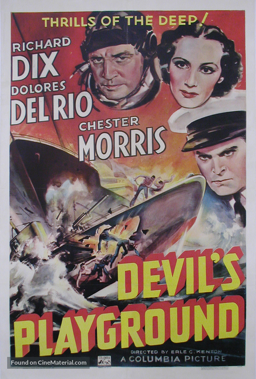 The Devil's Playground - Movie Poster
