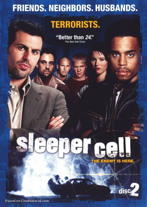 """Sleeper Cell"" - poster"