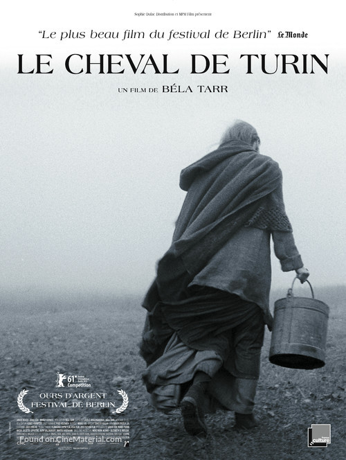 A torinói ló - French Movie Poster