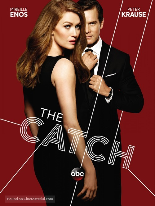 """""""The Catch"""" - Movie Poster"""