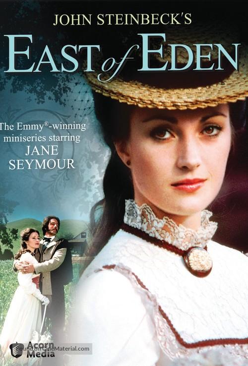 """East of Eden"" - DVD movie cover"