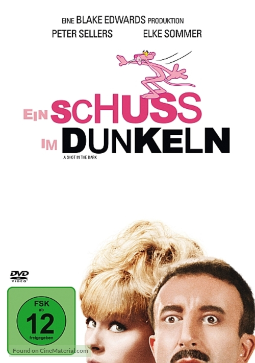 A Shot in the Dark - German Movie Cover