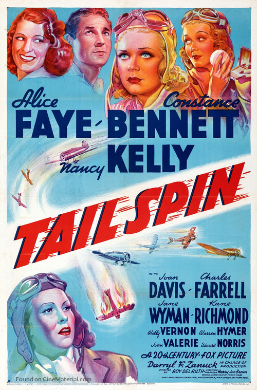 Tail Spin - Movie Poster